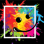 Happy Canvas Favicon - 152x